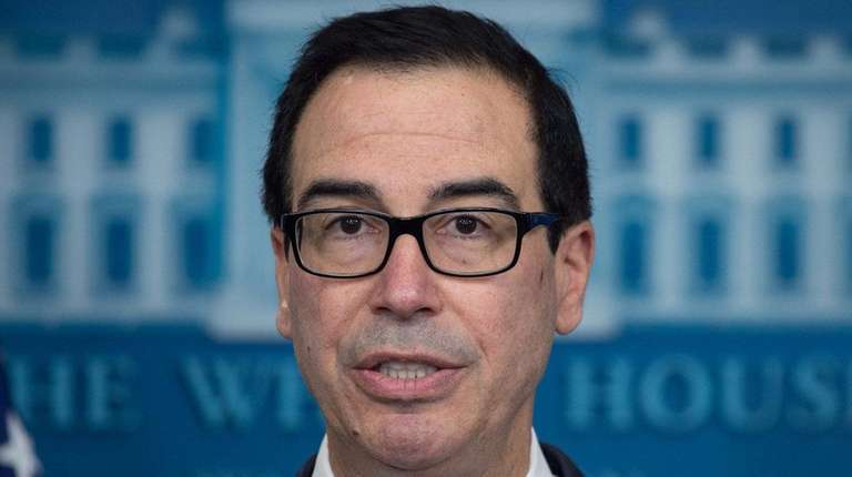 Mnuchin: Mueller's Russia Probe 'a Giant Distraction,' It 'Should Be Over Quickly'