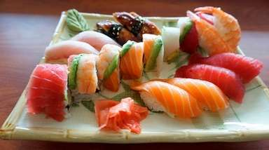 Hako Sushi, newly opened in Selden, offers takeout