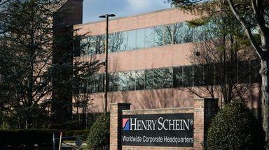The Henry Schein Inc. building located on Duryea