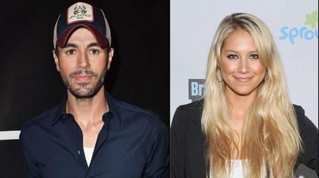 Enrique Iglesias and longtime partner Anna Kournikova reportedly