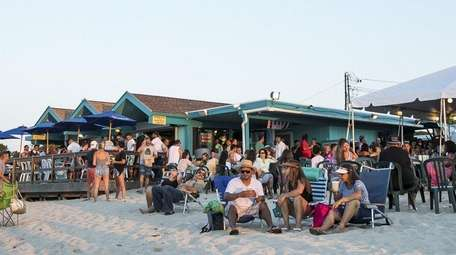 Mambo Night at the Meschutt Beach Hut in
