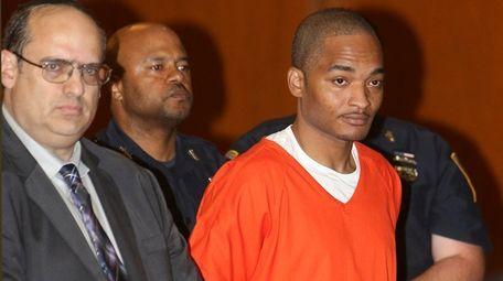 Demetrius Blackwell was sentenced Tuesday, Dec. 19, 2017,