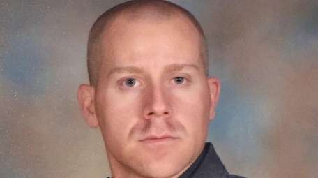 State Trooper Joseph Gallagher remained in serious condition