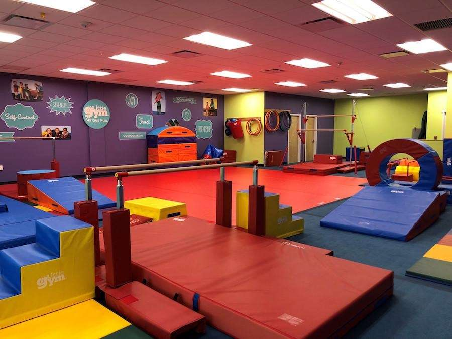 The Little Gym, a learning center for children,
