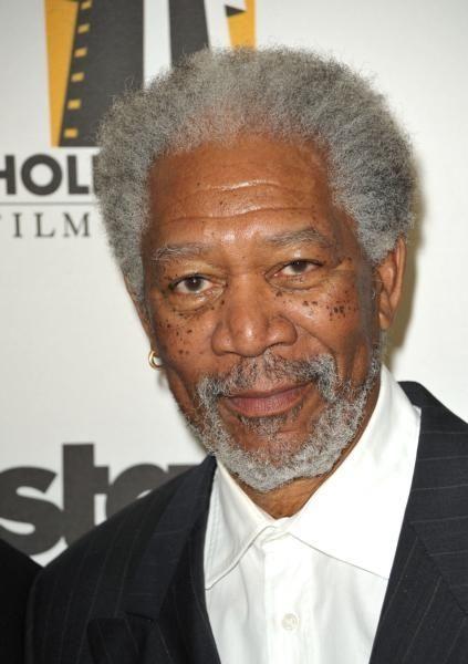 BEVERLY HILLS, CA - OCTOBER 26: Actor Morgan