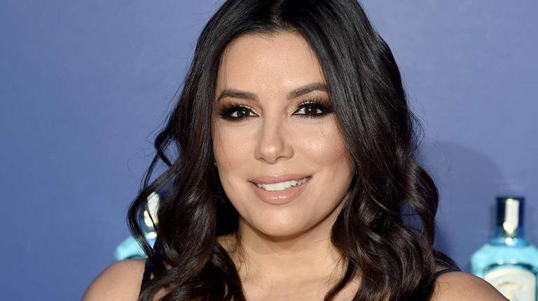 Mazel! Eva Longoria Confirms She Is Pregnant with Her First Child