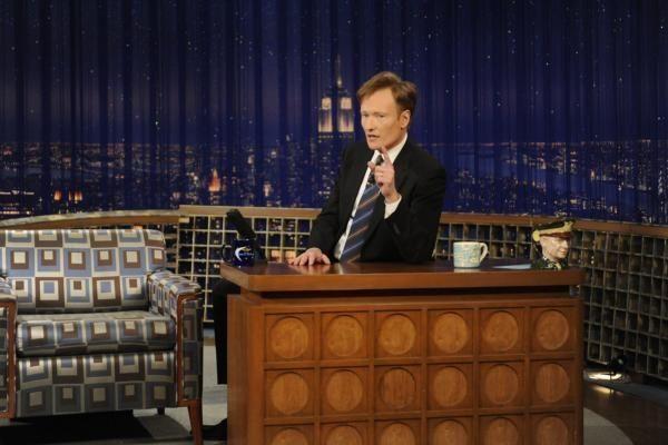 Conan O'Brien hosted