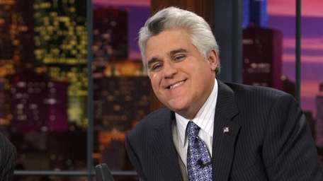 No. 3: Jay Leno takes over 10 p.m.