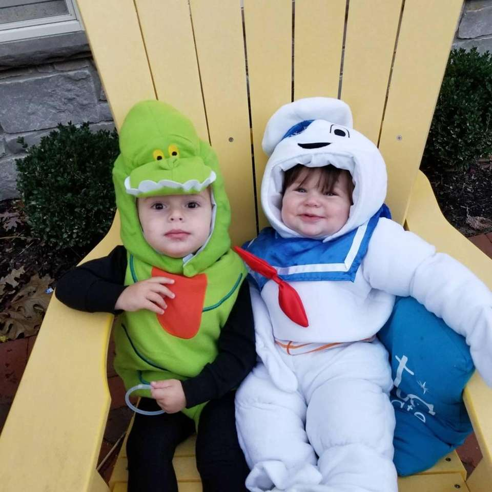 Jesse Ryan Young's 1st Halloween Picture with his