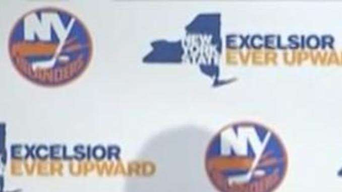 The Islanders' proposal to build a new arena
