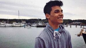 The family of Joshua Mileto, 16, a member