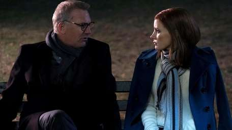 Kevin Costner and Jessica Chastain star in