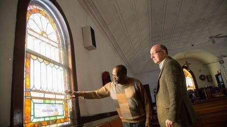 The Rev. Larry D. Jennings Sr. of Bethel