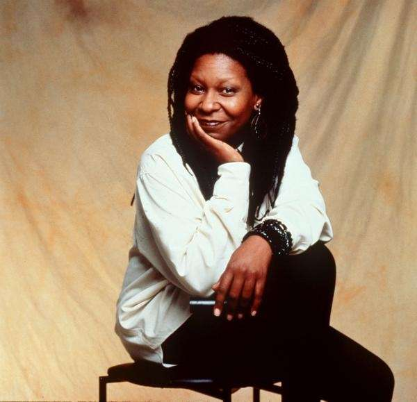 Whoopi Goldberg hosted an early 1990s show, titled