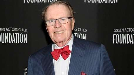 Charles Osgood attends a SAG Foundation event in