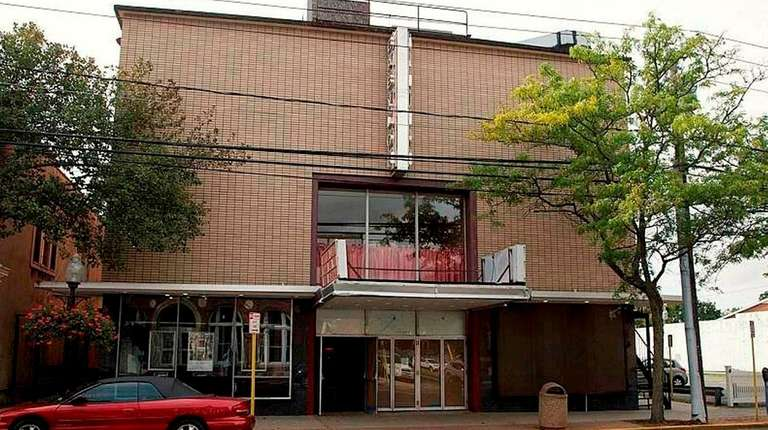 The Argyle Theater at Babylon Village is expected