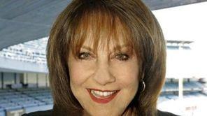 Yankees radio broadcaster Suzyn Waldman