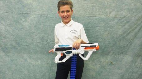 Kidsday reporter Matthew Gavagan tested the Adventure Force
