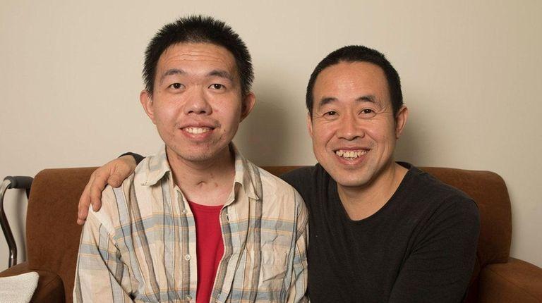 Stony Brook University international student Baoxing Chen, 23,