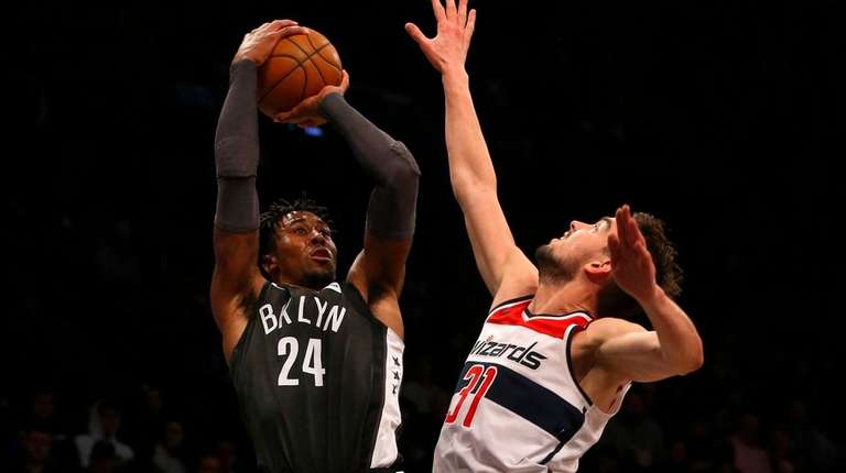 Nets rout Wizards 119-84 to end 4-game losing streak