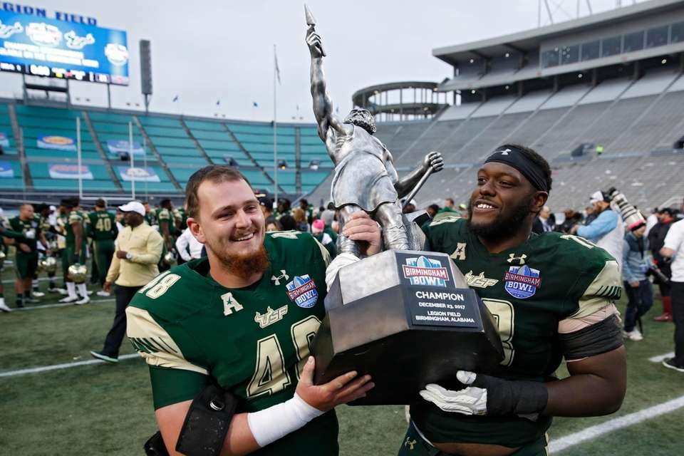 South Florida 38, Texas Tech 34 Date: Saturday,