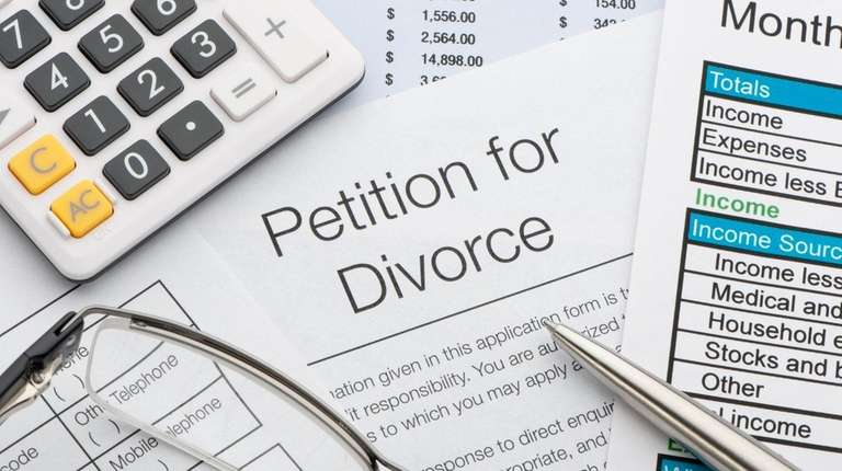 While divorce can create financial hardships for some,
