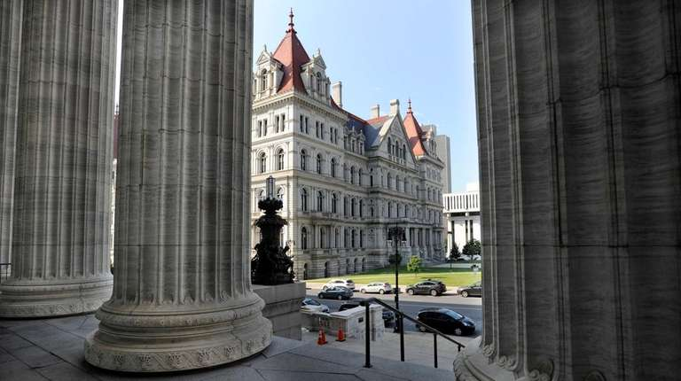 New state laws passed in Albany, New York's