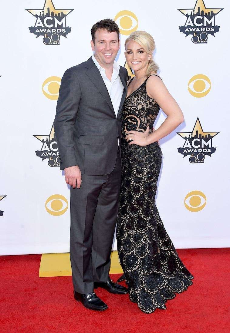 Jamie Watson and Jamie Lynn Spears are expecting