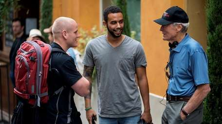 From left, Spencer Stone, Anthony Sadler and Clint