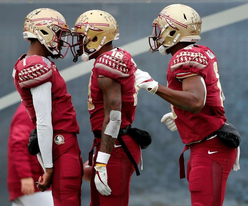 Florida State 42, Southern Mississippi 13 Date: Wednesday,