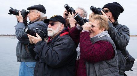 The Sunday Shooters of the Huntington Camera Club