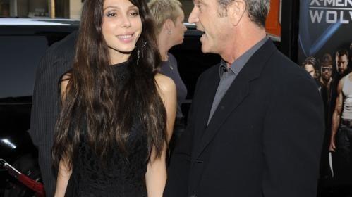 Parents: Mel Gibson and Oksana Grigorieva Child: Lucia