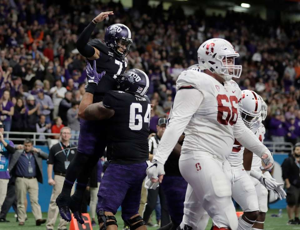 TCU 39, Stanford 37 Date: Thursday, Dec. 28,