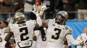 Wake Forest 55, Texas A&M 52 Date: Friday,
