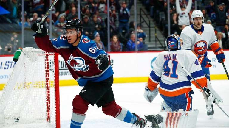 Colorado Avalanche right wing Nail Yakupov a2e45de56