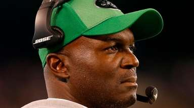 Jets coach Todd Bowles wants his players to