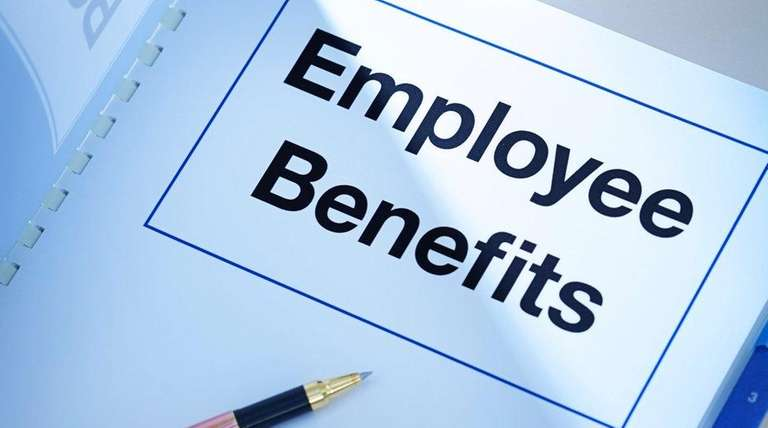 Costs for medical insurance and employee benefits are