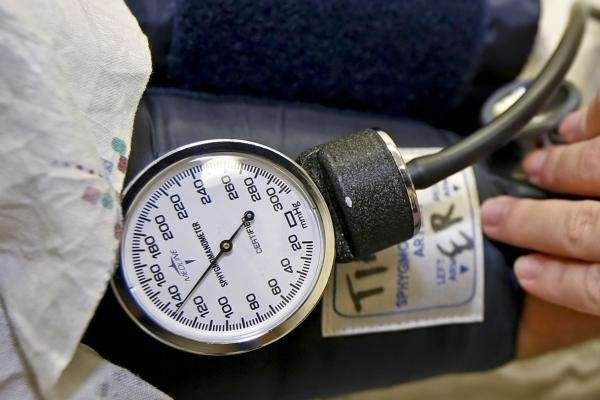 A blood pressure monitor