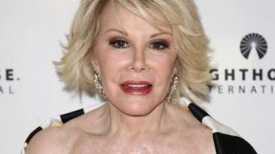 Joan Rivers attends Lighthouse International presents the 2009