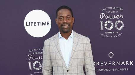 Sterling K. Brown attends The Hollywood Reporter's 2017
