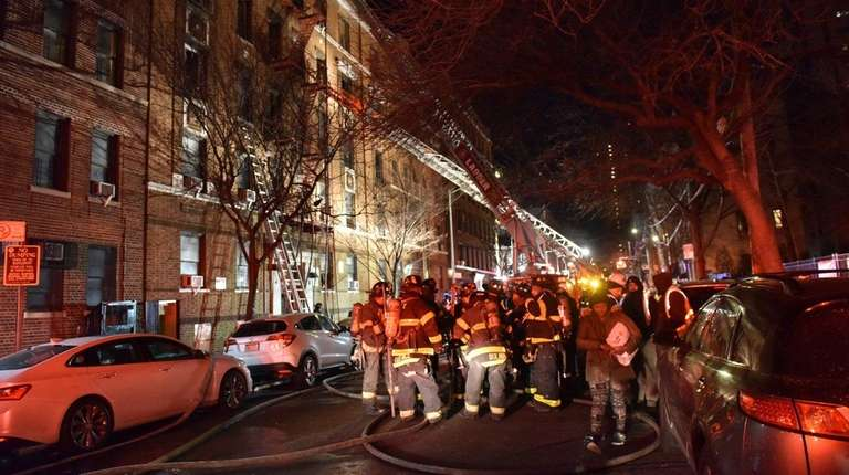 Bronx fire death toll up to 13