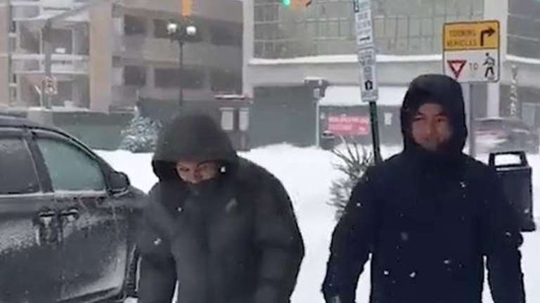 New York City Cancels School on Thursday Due to Winter Storm Grayson