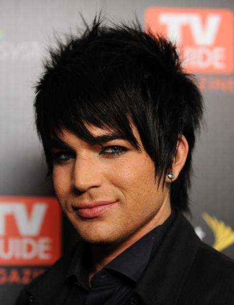 Adam Lambert arrives at TV Guide Magazine's Hot