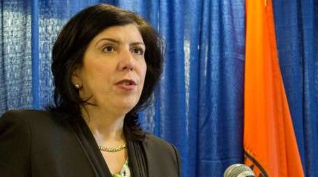 Nassau District Attorney Madeline Singas has the power