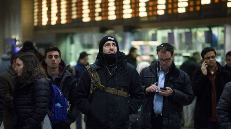 Transit Woes for NJ Transit, LIRR, Amtrak and PATH