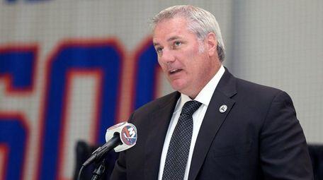 Islanders general manager Garth Snow remembers Al Arbour