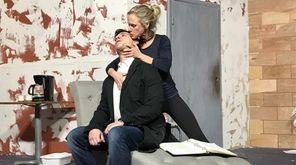 Tina Jones and Tristan Vaughan star in 'Venus