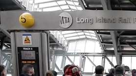 The LIRR, which on Monday, Jan. 8, 2018,