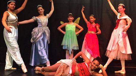 A scene from a Ballet Long Island