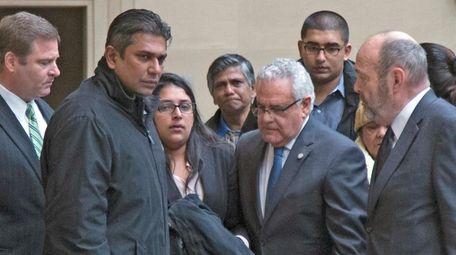 Sharon Seudat, of Glen Head, was sentenced in